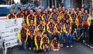 Western Lakes Cycling Club Group Photo