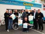Mayo Ras Team deliver with Centra