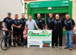 Mayo Ras Team with Erin Recyclers