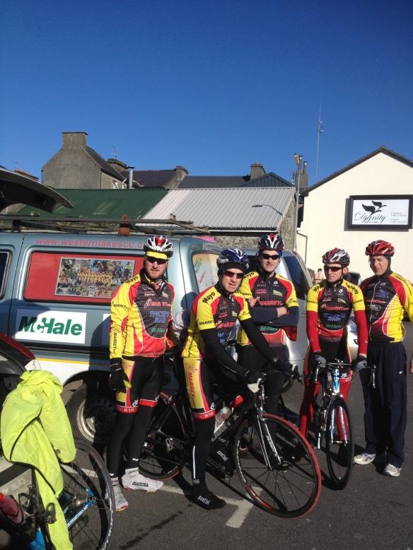 A4 team Loughrea