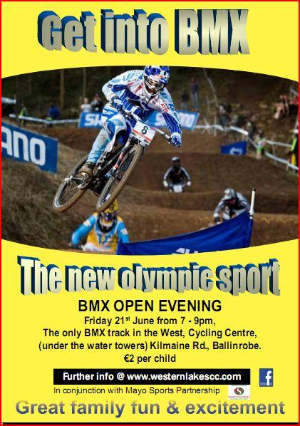 Bmx poster bike week