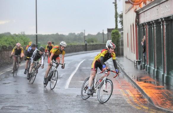 Sean O Malley leads them on Smiths corner