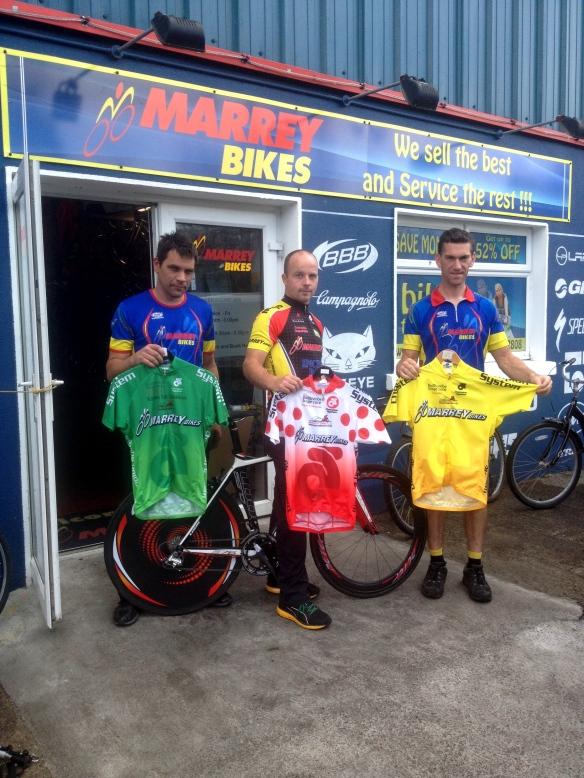 Marrey bikes main sponsor 2013