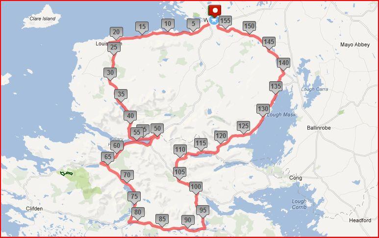 Westportif 160k map