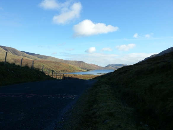 View from Ail Dubh