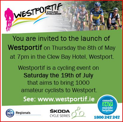 Westportif Launch and info evening 2014