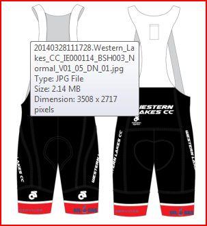 Club shorts 2014