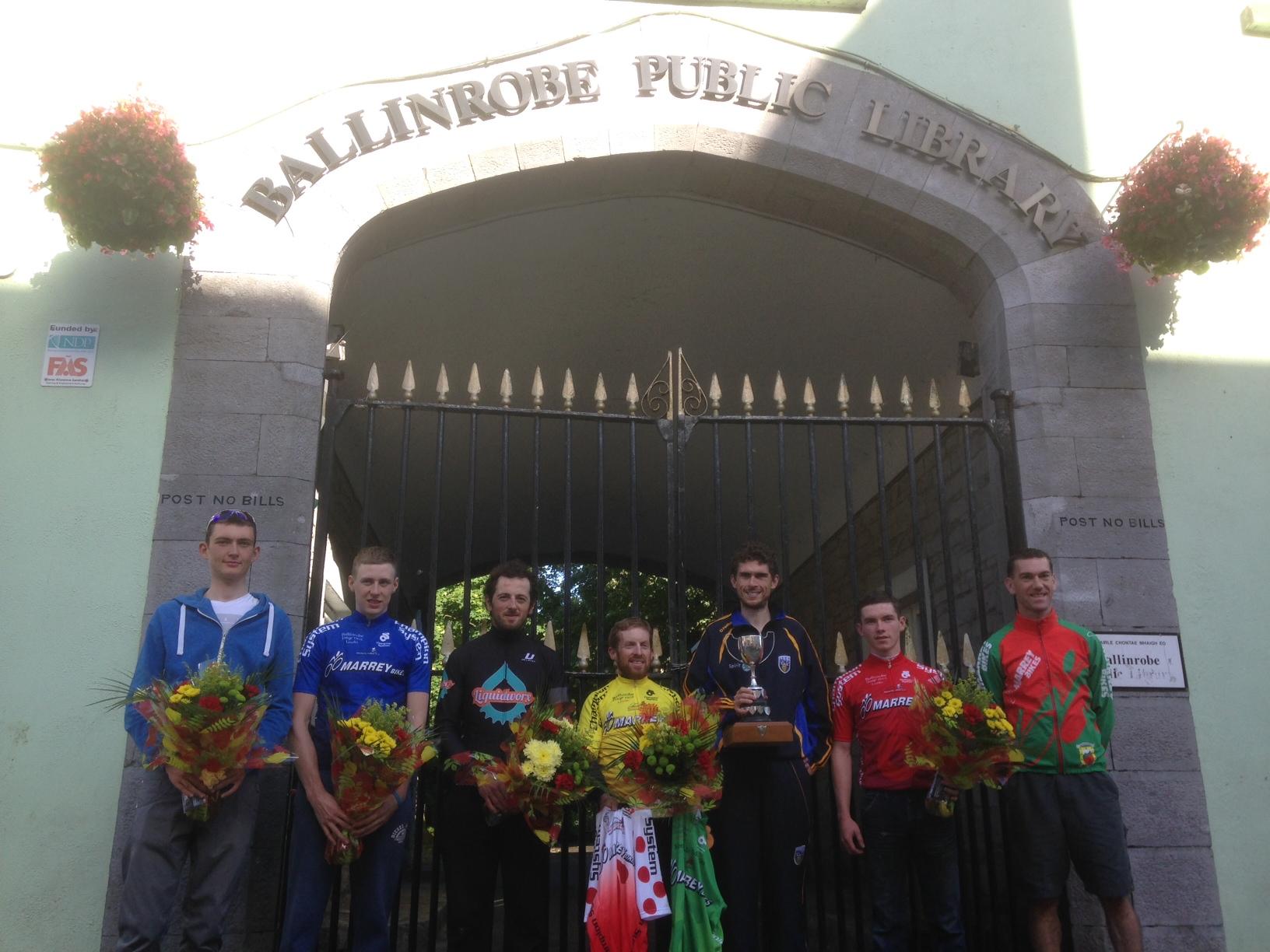 Jersey winners 2014