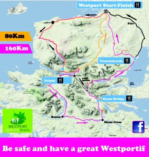 Westportif routes 2015