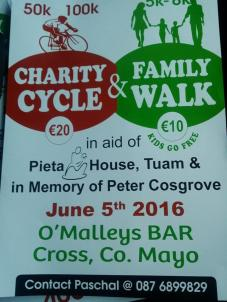 Pieta House Cycle Cross