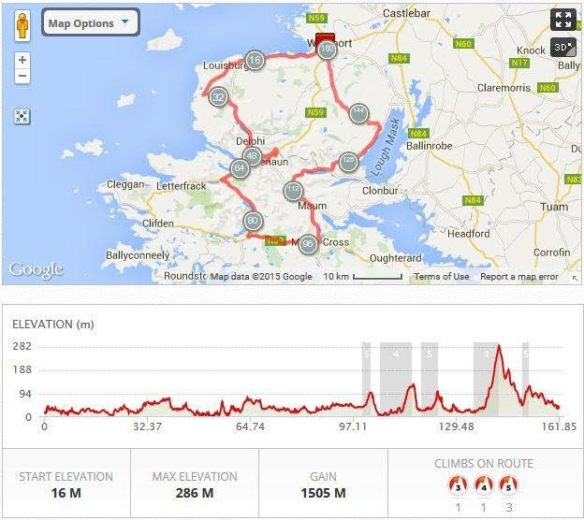 160k route