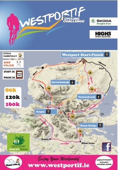 Westportif safety map